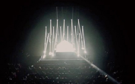 Saatchi & Saatchi 'Meet your Creator' Drone Light Show