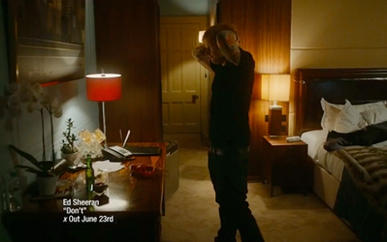 Beats by dre x Ed Sheeran Solo 2 TV Commercial