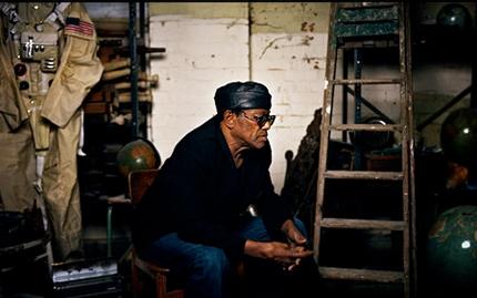 Bobby Womack Bravest Man In The Universe Album Artwork