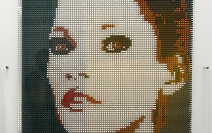 Rimmel London Kate Moss Installation