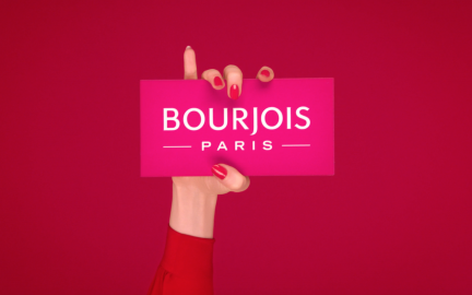 Bourjois Paris – VICKY LAWTON