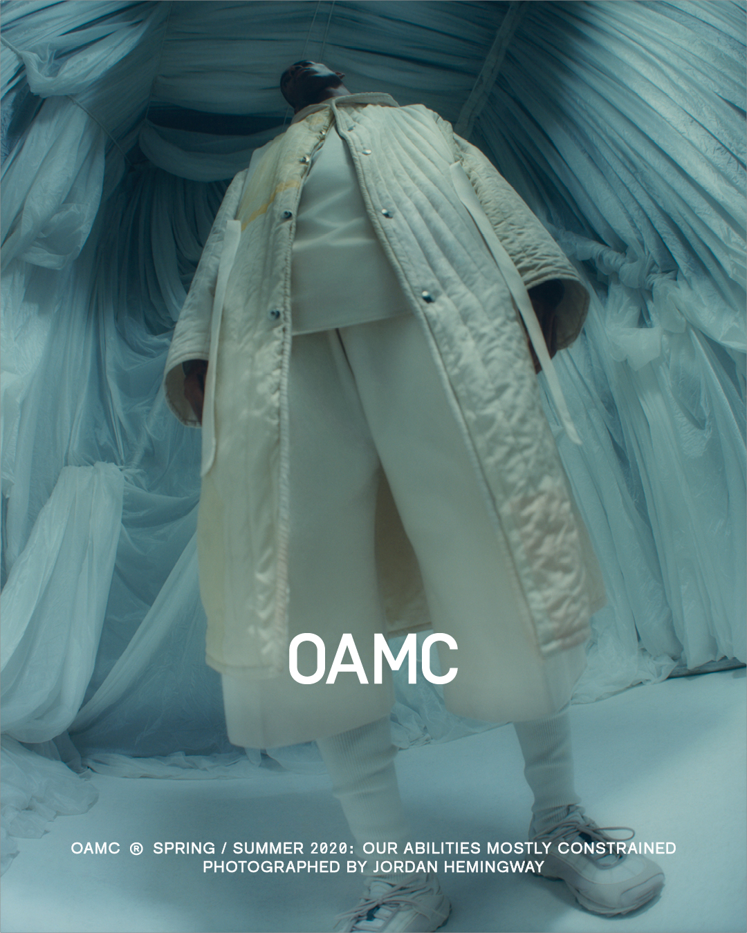 OAMC SS20 Campaign Posts 15